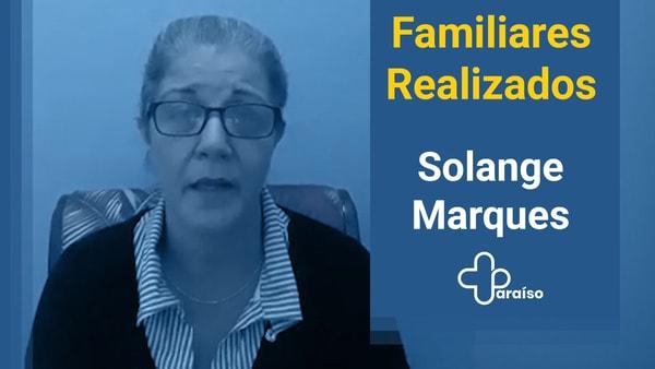 Familiar Solange Marques - Tratamento Emocional