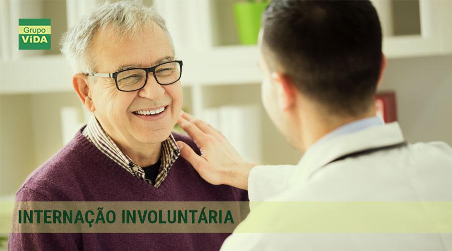 Internação Involuntária em Clínica de Recuperação